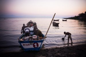 Near Monkey Bay, Lake Malawi